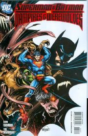 Superman Batman Vs. Vampires And Werewolves #3 (2008) DC comic book